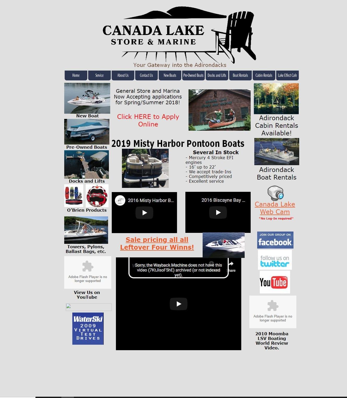 Canada Lake Marine